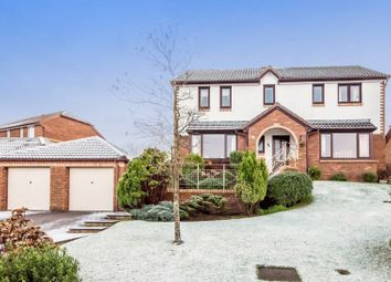 Thumbnail 4 bed detached house for sale in Glen Shiel Grove, Dunfermline