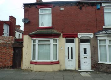 Thumbnail 3 bedroom terraced house to rent in Beaumont Road, North Ormesby, Middlesbrough