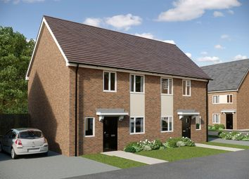 Thumbnail 2 bedroom semi-detached house for sale in Welby Road, Hall Green, Birmingham
