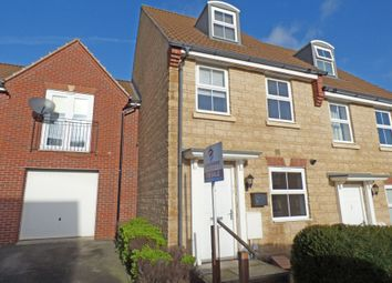 Thumbnail 3 bed terraced house for sale in Peach Pie Street, Wincanton