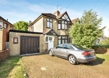 Thumbnail 4 bed semi-detached house for sale in Wood End Avenue, Harrow, Middlesex
