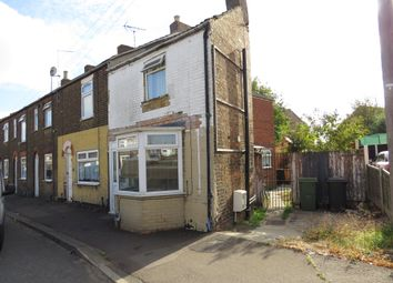 Thumbnail 1 bed end terrace house for sale in High Street, Fletton, Peterborough