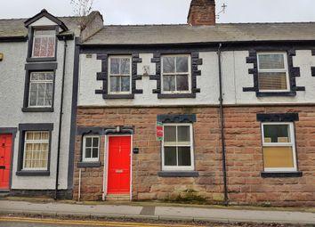 Thumbnail 3 bed terraced house for sale in Burton Road, Little Neston, Neston