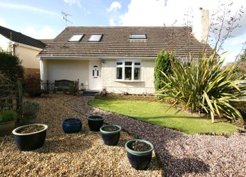 Thumbnail 4 bed detached house for sale in Hillside Road, Corfe Mullen, Wimborne