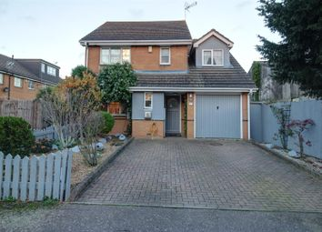 Thumbnail 4 bed detached house for sale in Burley Hill, Church Langley, Harlow
