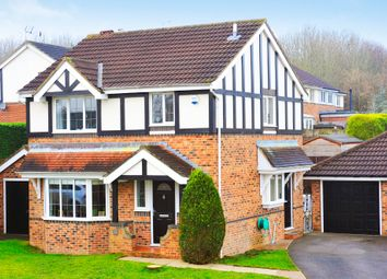 Thumbnail 3 bed detached house for sale in Stonecrop Drive, Killinghall, Harrogate