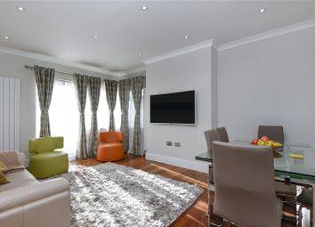 Thumbnail 2 bed flat for sale in Elm Park Court, Elm Park Road, Pinner, Middlesex