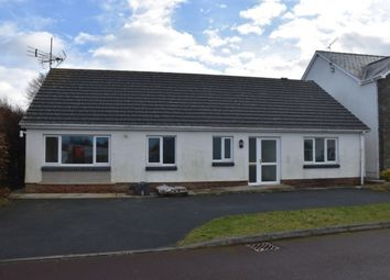 Thumbnail 3 bed detached bungalow to rent in Saron, Llandysul