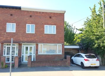 Thumbnail 3 bed end terrace house for sale in Somers Road North, Fratton, Portsmouth