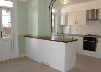 Thumbnail 3 bed end terrace house to rent in Albert Road, Mitcham