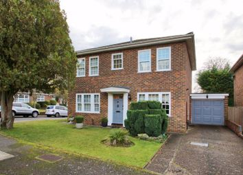 4 bed detached house for sale in Crozier Drive, Selsdon, South Croydon CR2