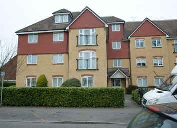 Thumbnail 2 bed flat to rent in Bower Way, Burnham, Slough