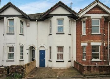 Thumbnail 3 bed terraced house for sale in Churchill Road, Parkstone, Poole