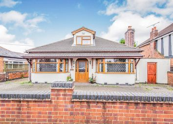 Thumbnail 4 bedroom detached bungalow for sale in Narborough Road South, Braunstone, Leicester