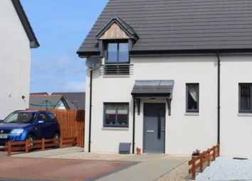 Thumbnail 2 bed semi-detached house for sale in 6 Middleton Court, Buckie