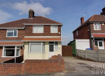 Thumbnail 3 bed semi-detached house for sale in Jenford Street, Mansfield, Nottingham