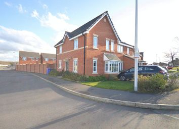 Thumbnail 3 bed semi-detached house for sale in Shackleton Avenue, Widnes