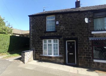 Thumbnail 2 bed end terrace house to rent in Back Moor, Mottram, Hyde