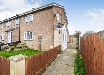 Thumbnail 3 bed end terrace house for sale in Churchill Road, Stamford