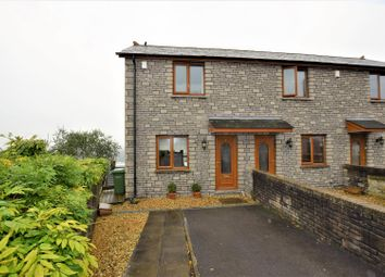 Thumbnail 2 bed end terrace house for sale in The Mews, Llantrisant, Pontyclun
