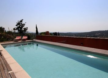 Thumbnail 5 bed property for sale in Tourrettes-Sur-Loup, Provence-Alpes-Cote D'azur, 06140, France