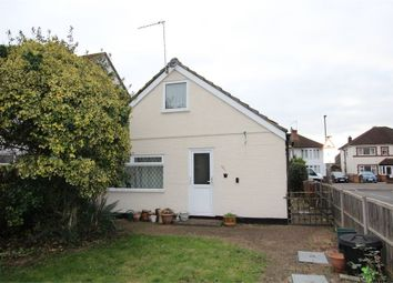 Thumbnail 3 bedroom detached bungalow for sale in Feltham Hill Road, Ashford, Surrey
