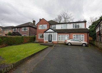Thumbnail 6 bed detached house for sale in Upper Park Road, Salford