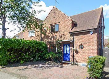 Thumbnail 3 bed semi-detached house for sale in Makenade Avenue, Faversham