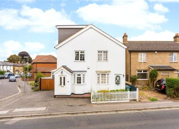 Thumbnail 4 bed semi-detached house for sale in Molesey Road, Hersham, Walton-On-Thames, Surrey