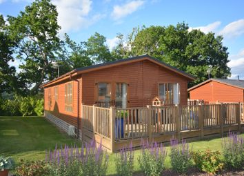 Thumbnail 2 bed mobile/park home for sale in Farley Green, Guildford