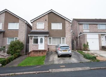Thumbnail 4 bed detached house to rent in Canefields Avenue, Plymouth