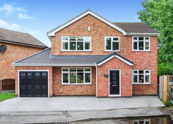 Thumbnail 5 bedroom detached house for sale in Wade Avenue, Ilkeston