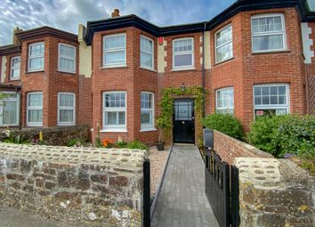 Thumbnail 4 bed terraced house for sale in Burn View, Bude