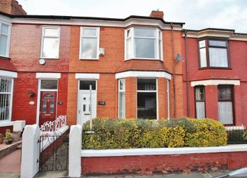Thumbnail 4 bedroom terraced house for sale in Grange Road West, Prenton, Wirral