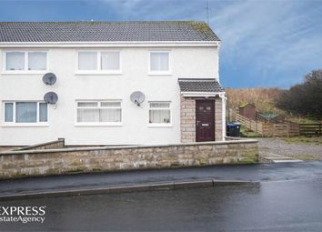 Thumbnail 2 bed flat for sale in Western Avenue, Ellon, Aberdeenshire