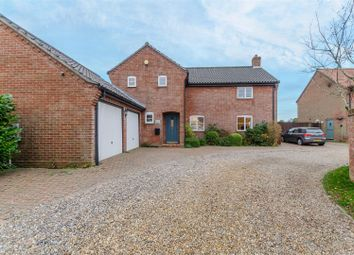 Thumbnail 4 bed detached house for sale in Norwich Road, Long Stratton, Norwich