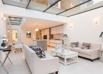 Thumbnail 4 bedroom terraced house for sale in Racton Road, Fulham, London