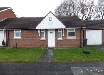 Thumbnail 2 bedroom bungalow for sale in Brockhurst Drive, Hall Green, Birmingham.B28