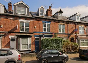 Thumbnail 3 bed terraced house for sale in Denham Road, Sheffield