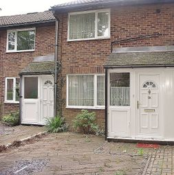 Thumbnail 2 bed terraced house to rent in Harewood Close, Boyatt Wood, Eastleigh