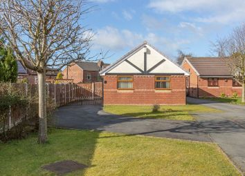 Thumbnail 2 bed detached bungalow for sale in Palewood Close, Wigan