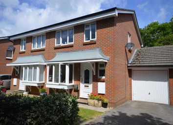 Thumbnail 3 bed semi-detached house to rent in Fawn Gardens, New Milton