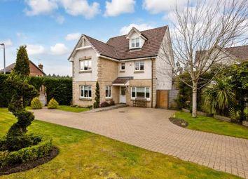 Thumbnail 5 bedroom detached house for sale in Garret Place, Cumbernauld, North Lanarkshire