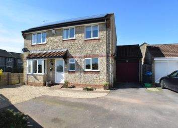 Thumbnail 4 bed detached house for sale in Shellthorn Grove, Bridgwater