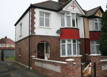 Thumbnail 3 bedroom semi-detached house to rent in Chalfont Road, Hayes, Middlesex