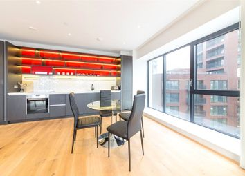 Thumbnail 1 bed flat to rent in Corson House, London