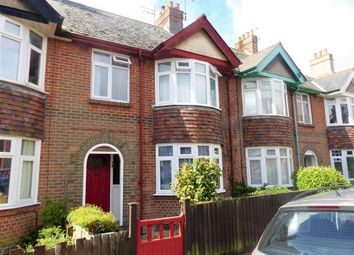 Thumbnail 3 bed terraced house for sale in Lorne Road, Dorchester, Dorset