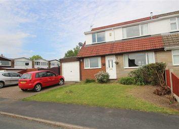 Thumbnail 3 bed semi-detached house for sale in Langdale Road, Longridge, Preston