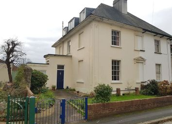 Thumbnail 4 bed semi-detached house for sale in Friars Walk, St. Leonards, Exeter