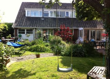 Thumbnail 4 bed detached house for sale in Newton Road, Tollerton, York